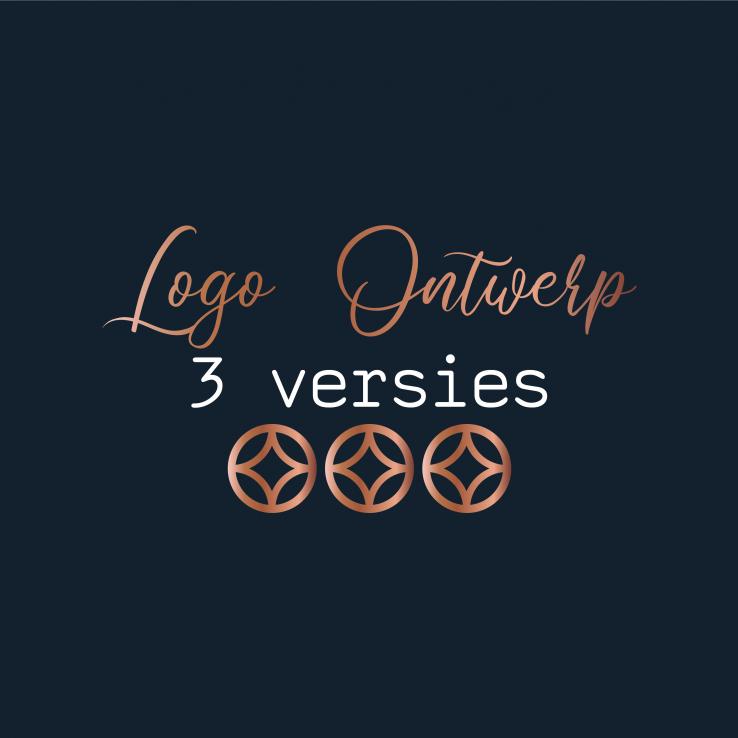 Logo Ontwerp 3 Versies